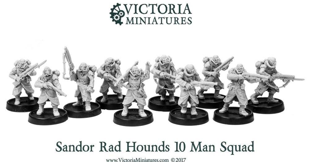 Wargame News and Terrain: Victoria Miniatures: New Sandor