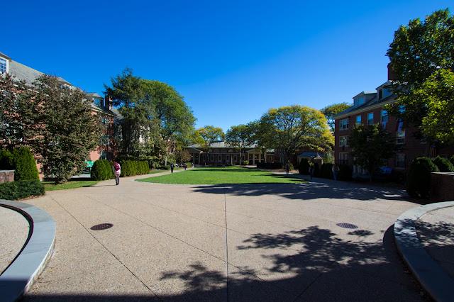 Campus dell'Università-Providence