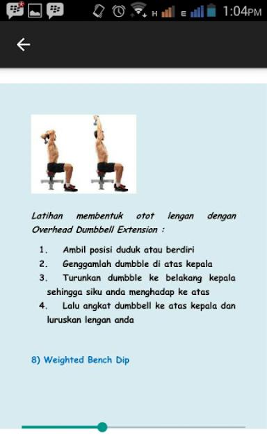 fitness di rumah