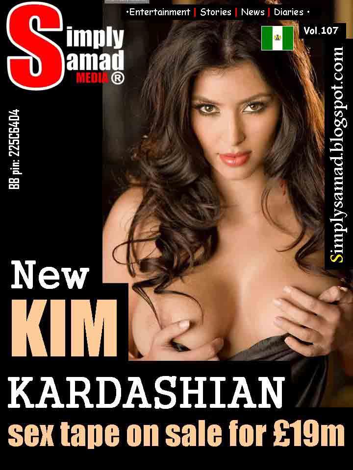 New Kim Kardashian Sex Tape On Sale For 19 Million Pounds -1468