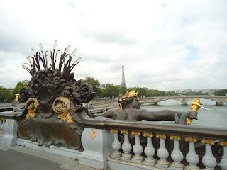 Puente Aleixandre III París