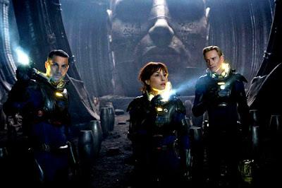 Novidades Bombásticas Sobre Sequela de Prometheus e Remakes de Zorro, O Homem Invisível e Barton Fink