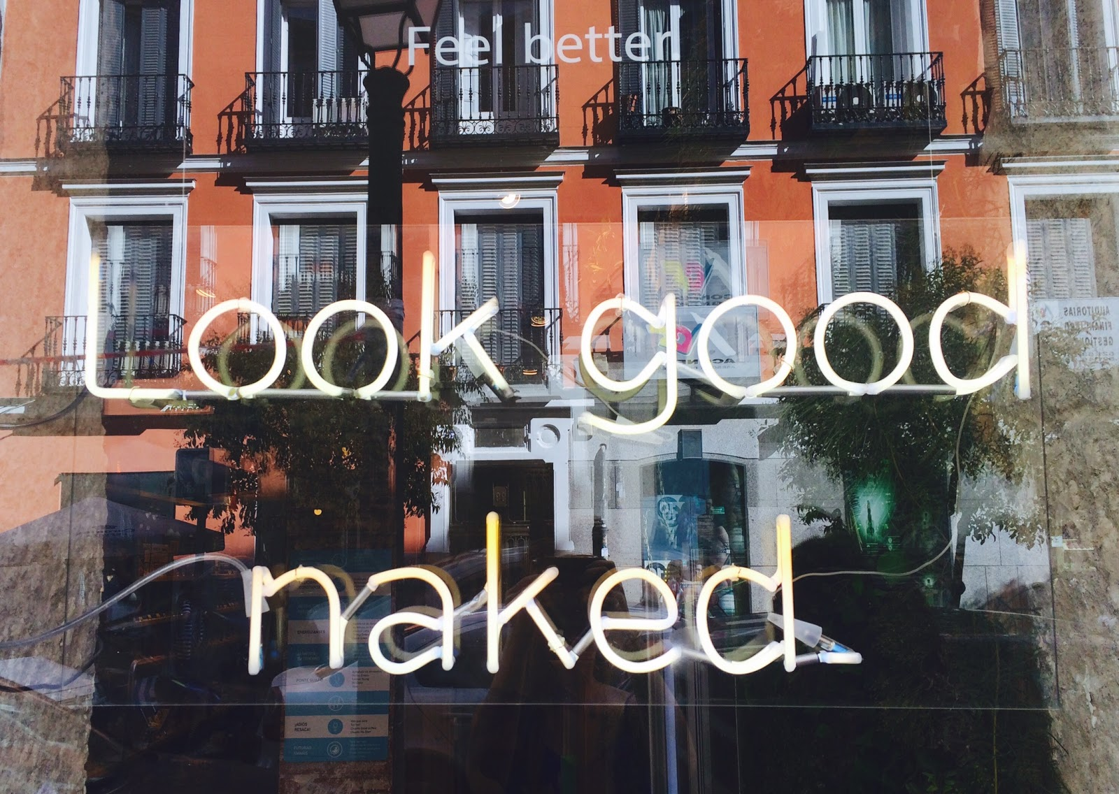 Fit Food Madrid - Hotspot