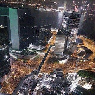 张国庆:香港是中国恩典的逃城