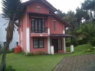 Blok J No1 Villa 3 Kamar Di Istana Bunga Lembang