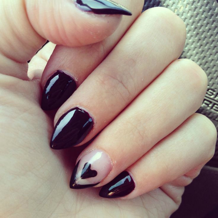 Cute Nail Designs Pointed | Joy Studio Design Gallery ...