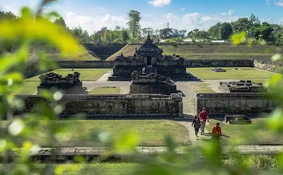 Sambisari Temple Yogyakarta