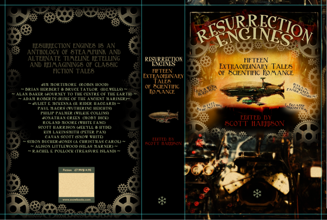 Jonathan Green Author Short Story Saturday Resurrection Engines