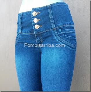 Frida ciclon f jeans z jeans  pompis arriba jeans 2016 2017 batato de mayoreo