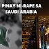 Filipina maid na ni-rape sa Saudi, pinatay umano ang sanggol, hahatulan ng death penalty