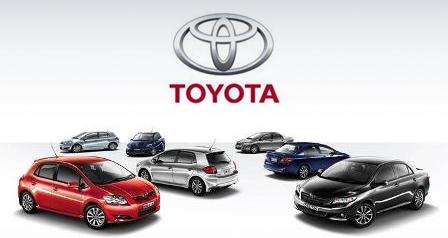 Daftar Harga Mobil Toyota Juli 2015