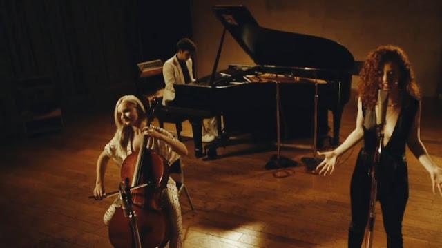 Video: Clean Bandit & Jess Glynne - Real Love