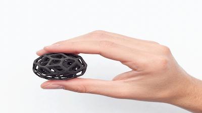 HP Multi Jet 3D Printing Material