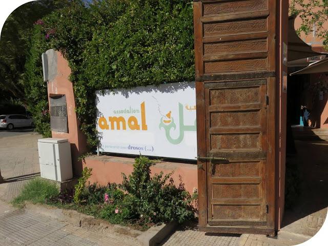 Long Weekend in Marrakech - Sidewalk Safari - Amal Restaurant