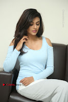Anisha Ambrose Latest Pos Skirt at Fashion Designer Son of Ladies Tailor Movie Interview .COM 1234.JPG