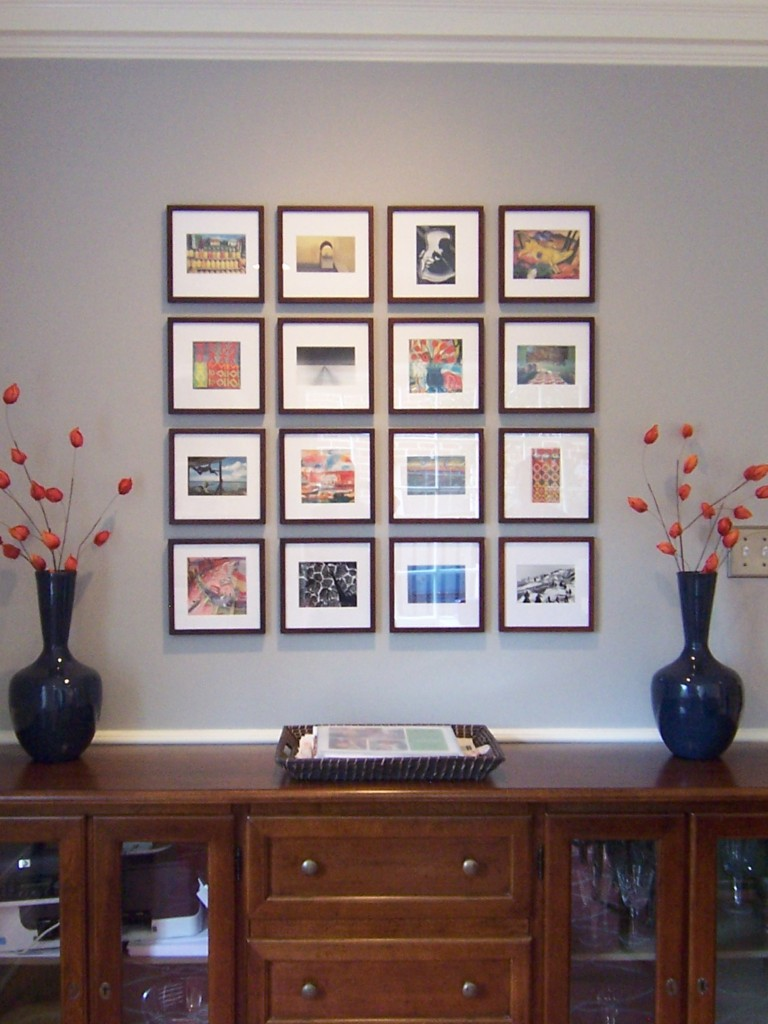 Trend Simple Frames Wall Decor