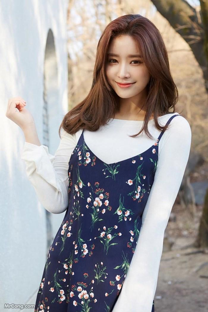 Image Kim-Jung-Yeon-MrCong.com-009 in post Người đẹp Kim Jung Yeon trong bộ ảnh thời trang tháng 3/2017 (195 ảnh)