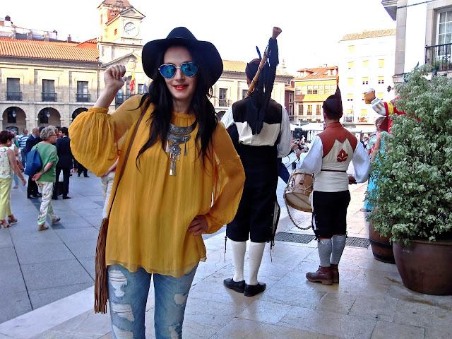 look, outfit, moda, fashion, walking, penny, lane, style, estilo, cool, boho, rock