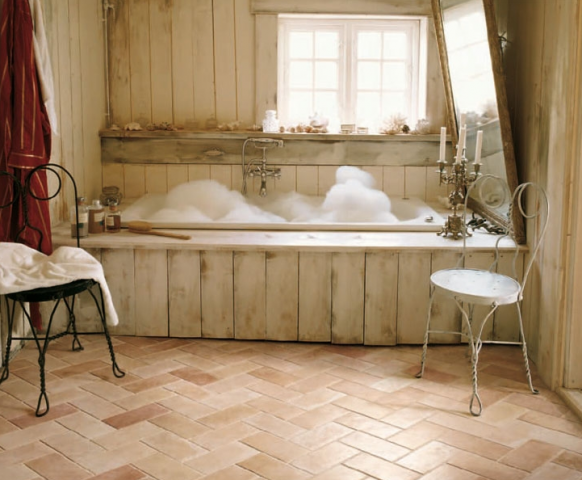 Quale pavimento scegliere per il bagno edilizia in un click