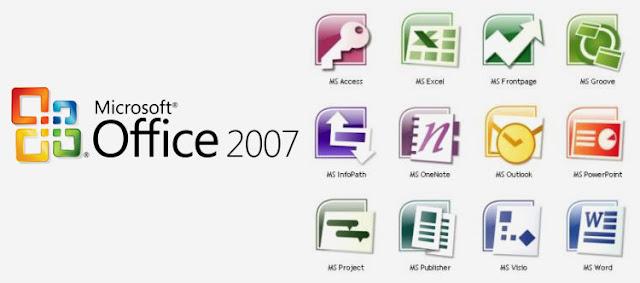 تحميل اوفيس 2007 انجليزي