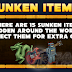 Hungry Shark Evolution: Treasure Maps and Locations of the 15 Hidden Sunken Items