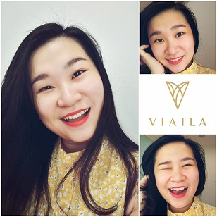 HOT! : VIAILA Whitening Teeth Kit RM308