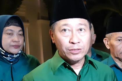 Humpray Ketum PPP: Serangan Jokowi ke Prabowo Bisa Dipidanakan