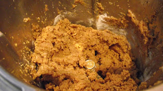 Peanut butter Cookies in Thermomix
