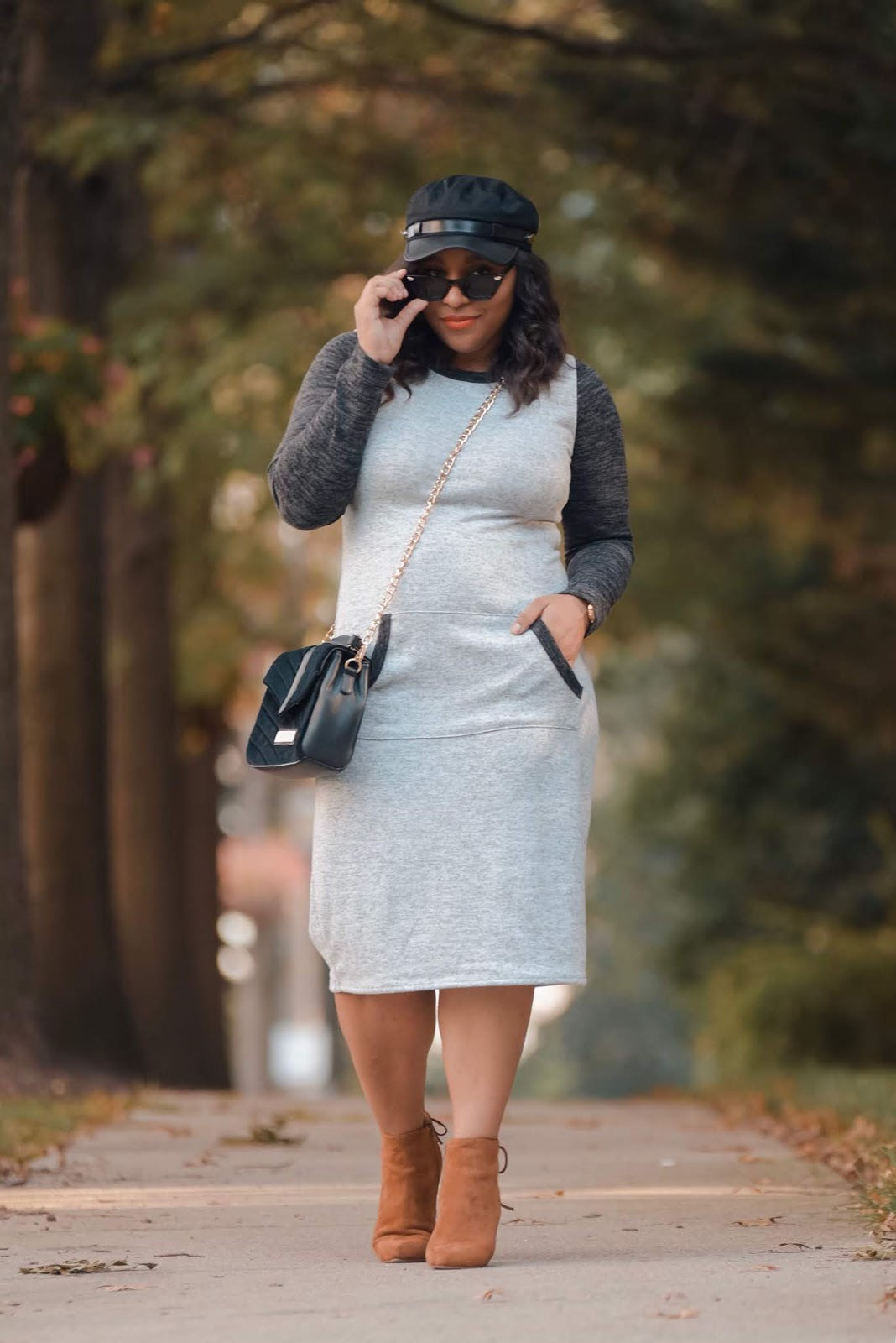 Shoppinkblush, fall fashion, sweater dress, postpartum, fall outfit ideas, fall trends, mom bloggers