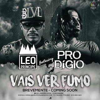 Leo Príncipe Feat. Prodigio - Vais Ver Fumo (Zouk)