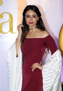 Soundarya Sharma At The Green Carpet Of The IIFA Rocks 2019 (1)
