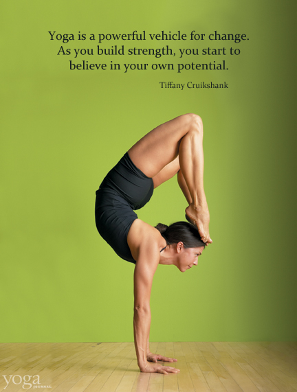 yoga poses and quotes - photo #6