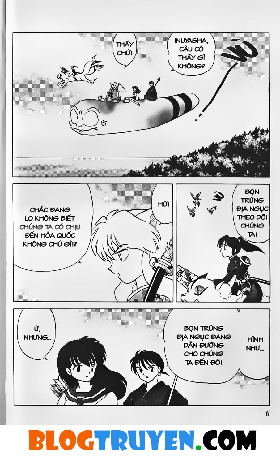 Inuyasha vol 31.1 trang 4