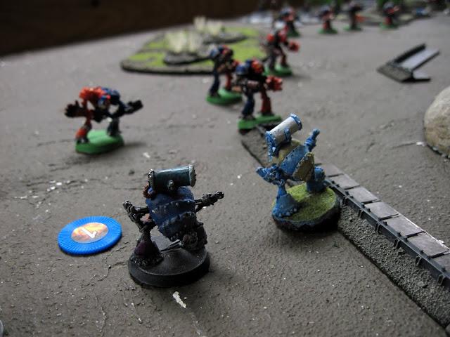 DwarfSupreme's Wardens face them down.