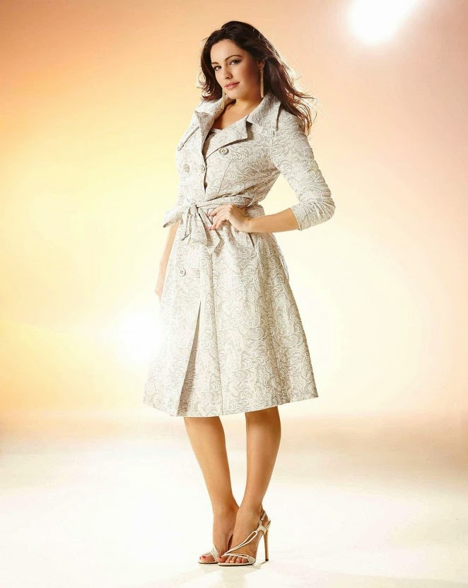 """Kelly Brook – """"Simply Be"""" Photoshoot 2015"""