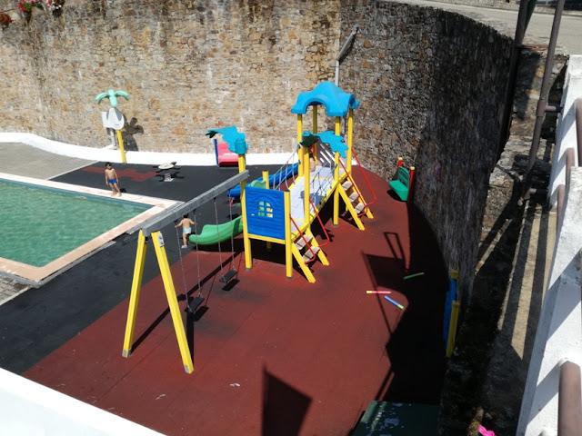 Parque Infantil de Pessegueiro