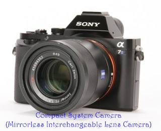 Compact System Camera (Mirrorless Interchangeable Lens Camera)