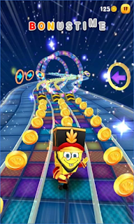Download SpongeBob Game Station App