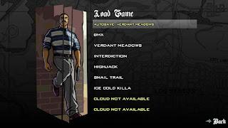 GTA San Andreas mission