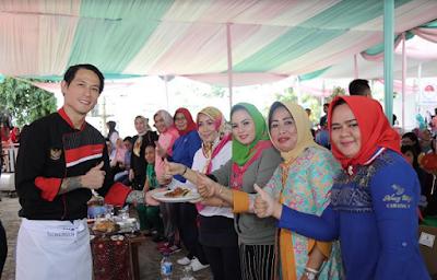 Gubernur Ridho Ajak Masyarakat Lampung Gemar Makan Ikan Untuk Kesehatan