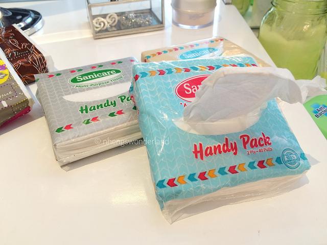 Sanicare's Handypack
