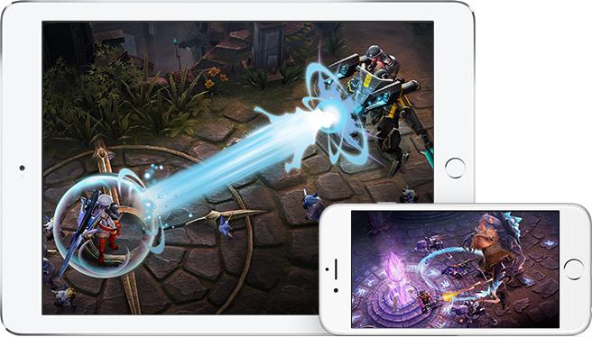 Top 7 game iOS  Apple được game thủ tìm kiếm