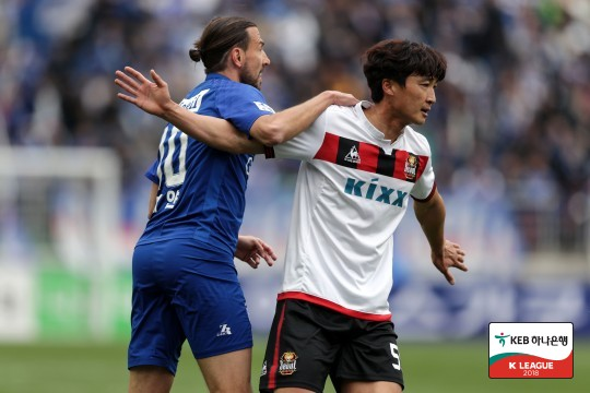 Super Match Recap Match Report Suwon Samsung Bluewings 0-0 FC Seoul