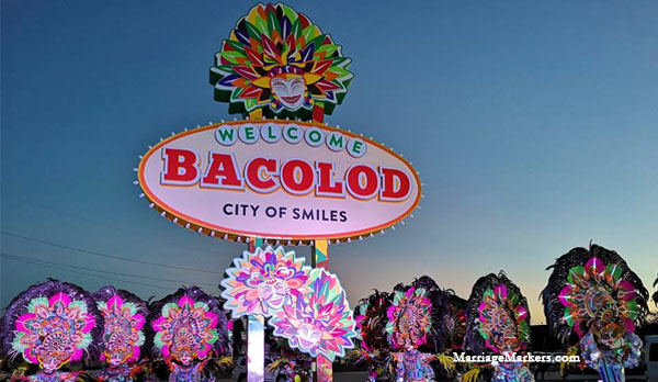 Bacolod welcome marker - Bacolod City - Northill Gateway - Megaworld - Bacolod real estate - Bacolod blogger - MassKara Festival - MassKara dancers