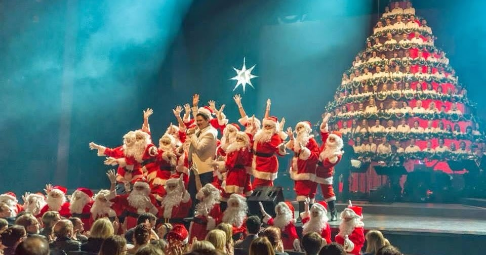 Marty's Musings!: Edmonton Singing Christmas Tree 2014