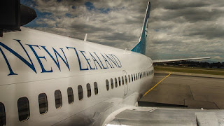 Neuseeland Flugzeug