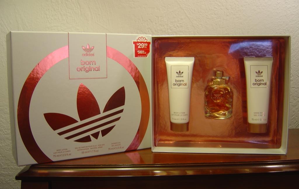 Adidas Born Original for Her Fragrance Set