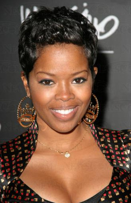 Stupendous African American Hairstyles Trends And Ideas Trendy Short Short Hairstyles Gunalazisus