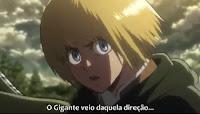 Shingeki no Kyojin (Attack on Titan) Episódio 17
