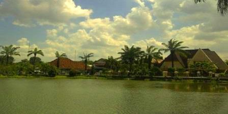 taman Kambang Iwak kota palembang